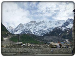 kedarnath view